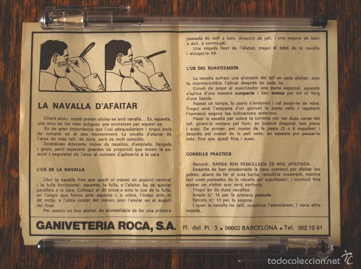 Antigüedades: Gran lote antiguo de afeitado, completo (ver fotos adicionales) - Foto 12 - 57164129