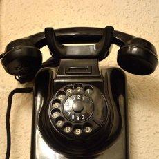 Telefone - TELEFONO BAQUELITA NEGRO PARED - 57167283