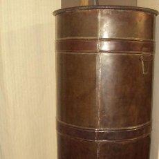 Antigüedades: GRAN DEPÓSITO DE ACEITE POSIBLE RENFE. Lote 234794755