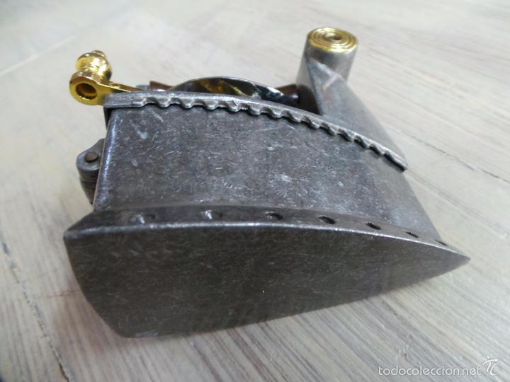 Antigüedades: PLANCHA DE CARBÓN EN MINIATURA - Foto 6 - 153417329