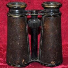 Antigüedades: ANTIGUOS PRISMÁTICOS ANTEOJOS DE LA MARCA ARTARIA GENEVE) AÑOS 40. Lote 57296037