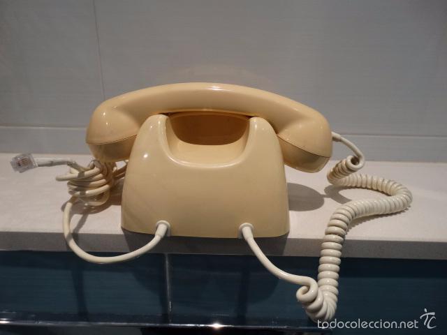 Teléfonos: Teléfono de botonera vainilla - Foto 3 - 26954994