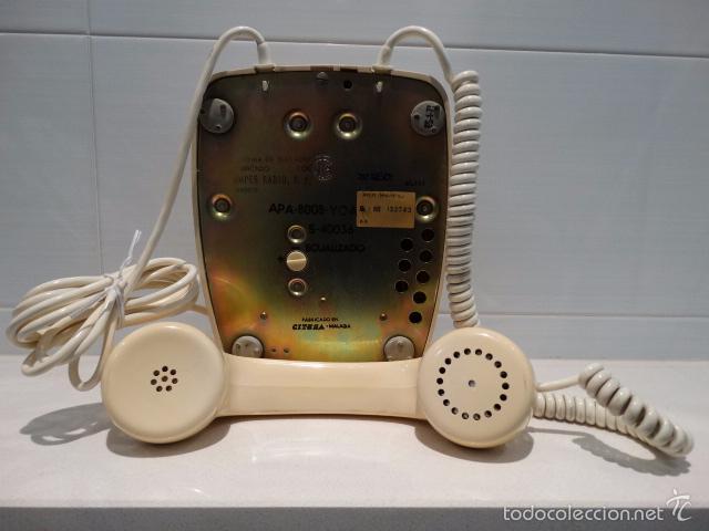 Teléfonos: Teléfono de botonera vainilla - Foto 4 - 26954994