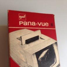 Antigüedades: VISOR DE DIAPOSITIVAS PANA VUE 8 GAF. Lote 57362473