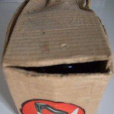 Antigüedades: PLANCHA ELÉCTRICA JATA MODELO 531 CON SU CAJA Y FOLLETO ORIGINAL.125 VOLTIOS. Lote 57377370