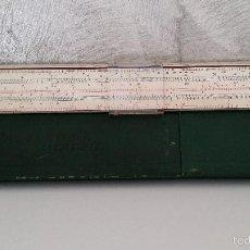 Antigüedades: REGLA DE CALCULO 1/54 FABER CASTELL. Lote 57407804
