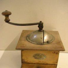 Antigüedades: MOLINILLO DE CAFÉ PEUGEOT GRANDE. Lote 57448946