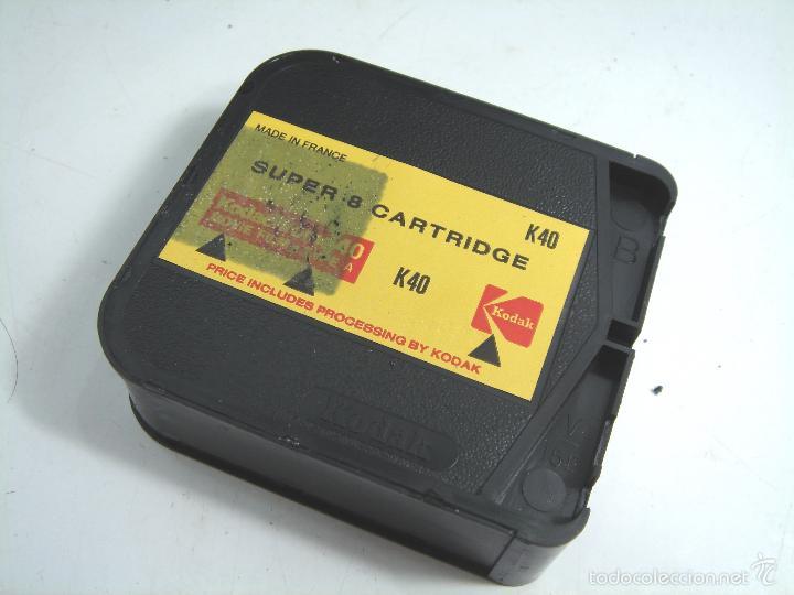 CAMARA TOMAVISTAS CINE SUPER 8MM - RAYNOX ZX-303 + ESTUCHE ¡¡FUNCIONANDO¡¡  8 MM-PELICULA KODAK K40