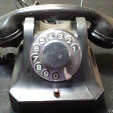 Teléfonos: ANTIGUO Y PRECIOSO TELÉFONO AÑO 56 ORIGINAL. Lote 57495652