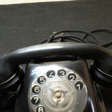 Teléfonos: ANTIGUO Y PRECIOSO TELÉFONO AÑO 1960 ORIGINAL. Lote 57496143