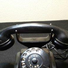Teléfonos: ANTIGUO RARO Y PRECIOSO TELÉFONO AÑOS 50 ORIGINAL ALEMAN. Lote 112839686