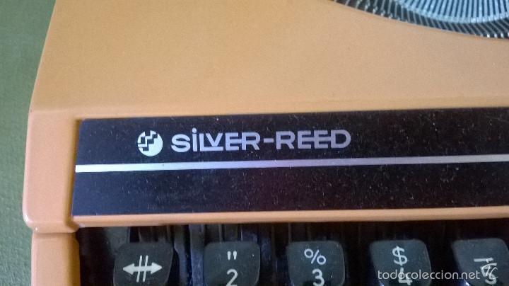 Antigüedades: maquina de escribir silver - Foto 2 - 57524509
