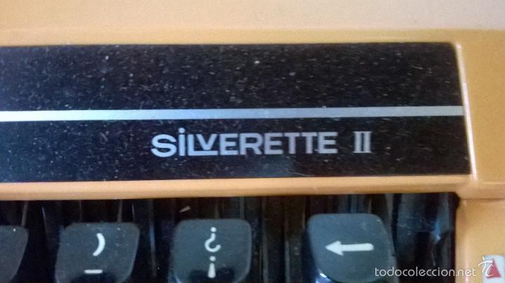 Antigüedades: maquina de escribir silver - Foto 3 - 57524509