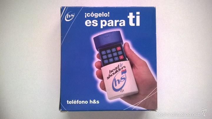 TELÉFONO H&S (Antigüedades - Técnicas - Teléfonos Antiguos)