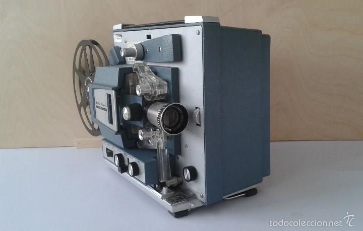 Antigüedades: *INCREIBLE ESTADO* Proyector super 8 - Bell & Howell 482 *FUNCIONANDO, CON MANUAL DE INSTRUCCIONES* - Foto 3 - 57570162