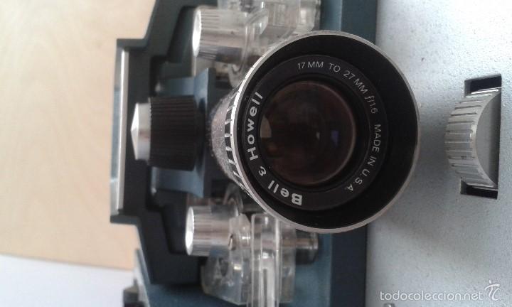Antigüedades: *INCREIBLE ESTADO* Proyector super 8 - Bell & Howell 482 *FUNCIONANDO, CON MANUAL DE INSTRUCCIONES* - Foto 6 - 57570162