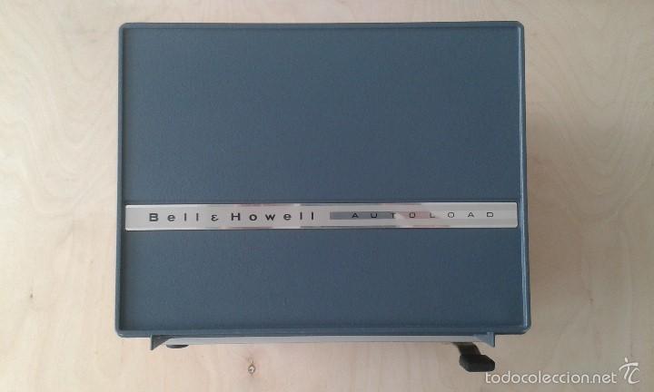 Antigüedades: *INCREIBLE ESTADO* Proyector super 8 - Bell & Howell 482 *FUNCIONANDO, CON MANUAL DE INSTRUCCIONES* - Foto 8 - 57570162