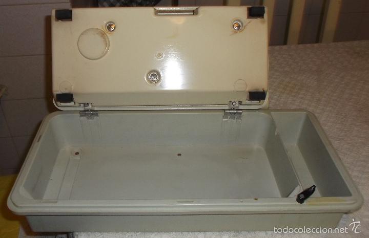 Antigüedades: maquina de coser singer modelo 1288 año 1994 - Foto 2 - 57630341