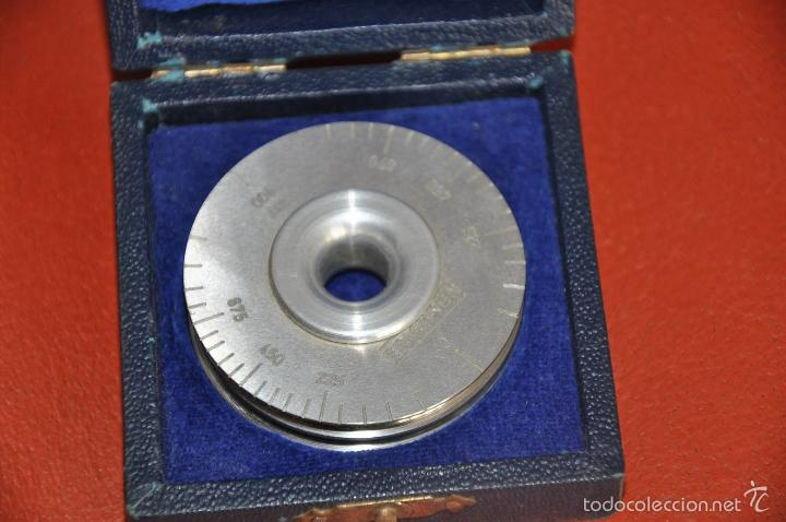 NASSFILM DICKENMESSER ERICHSEN EN CAJA (Antigüedades - Técnicas - Otros Instrumentos Ópticos Antiguos)