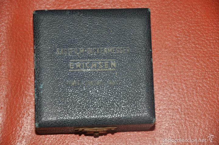 Antigüedades: NASSFILM DICKENMESSER ERICHSEN EN CAJA - Foto 3 - 57643183