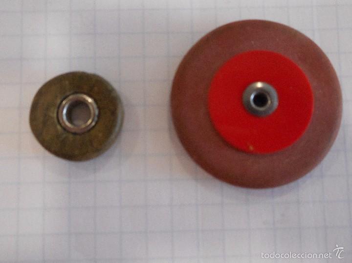 Antigüedades: Gomas de borrar de máquina de escribir - Foto 2 - 57670201