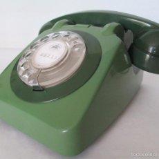 Teléfonos: TELEFONO DISCO VINTAGE COLOR VERDE COMPAÑIA TELEFONICA PORTUGUESA MODEL SIMILAR AL HERALDO ESPAÑOL. Lote 57694698