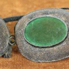 Antigüedades: ANTIGUAS GAFAS DE SOLDADURA. CRISTALES EN BUEN ESTADO. SIGLO XX. . Lote 57723055