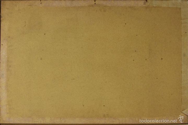 Antigüedades: K3-033. PLAFON. COMPOSICION DE NUDOS MARINEROS. SIGLO XX. - Foto 10 - 57766843