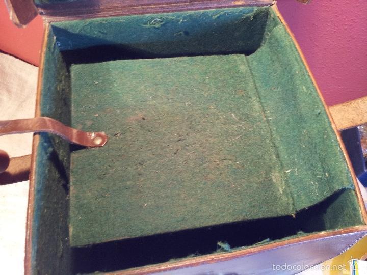 Antigüedades: ZAHORI BUSCADOR AGUA SUBTERRANEA MANSFIELD WATER FINDER LIVERPOOL ENGLAND 1909 - Foto 7 - 57857821