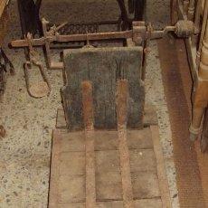 Antigüedades: BÁSCULA DE CEREAL.. Lote 57885047
