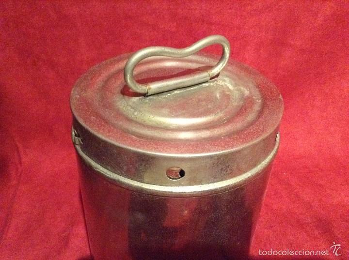 Antigüedades: BOTE MEDICO FINALES SIGLO XIX CON ASAS - Foto 2 - 57896559