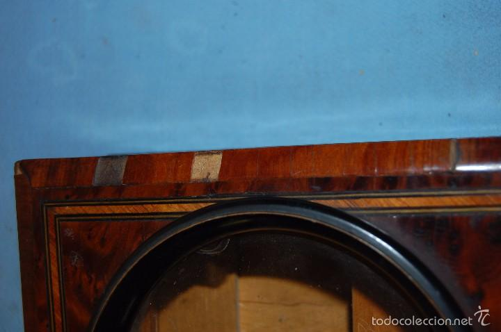 Antigüedades: VISOR ESTEROSCÓPICO DE SOBREMESA EN MADERA DE RAÍZ ERABLE - Foto 4 - 57905518