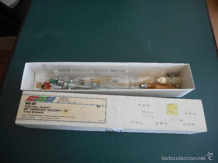 Antigüedades: Caja con material medico de Urología - Foto 4 - 57968795