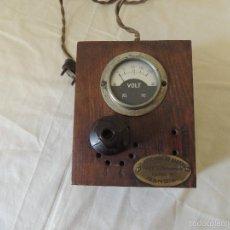 Antigüedades: TRANSFORMADOR DE CORRIENTE. Lote 57987794