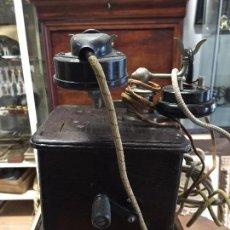 Antigüedades: TELEFONO MADERA AÑOS 30. Lote 58004299