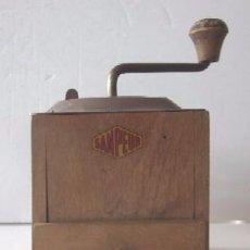 Antigüedades: ANTIGUO MOLINILLO DE CAFE - MARCA SANPEUR. Lote 58021897