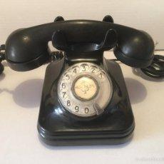 Teléfonos: TELÉFONO DE SOBREMESA BAQUELITA. Lote 58098144