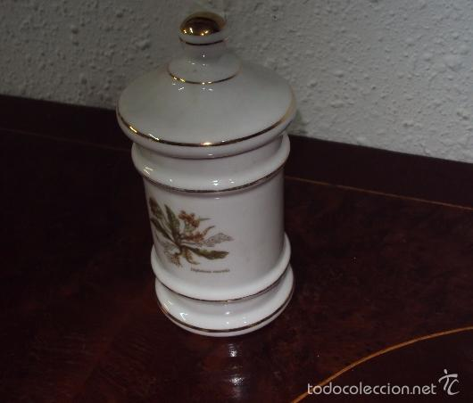 Antigüedades: Bote de farmacia - Foto 2 - 58108753