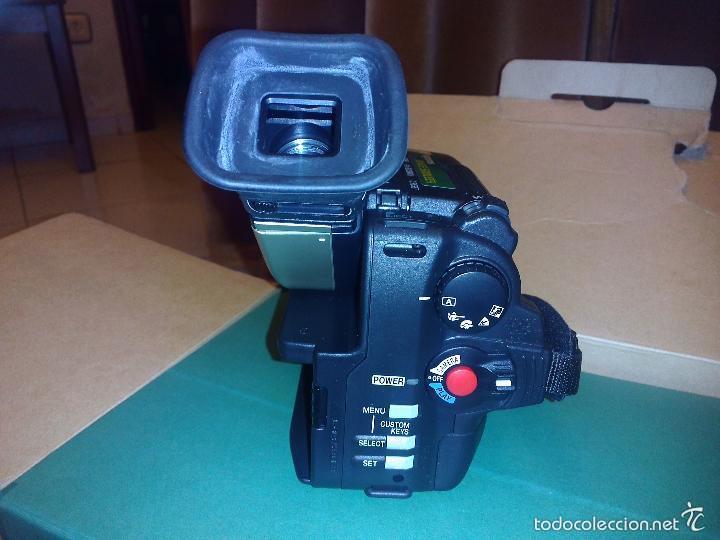 Antigüedades: Clasica cámara de vídeo Nueva sin estrenar con caja - Foto 3 - 58136247