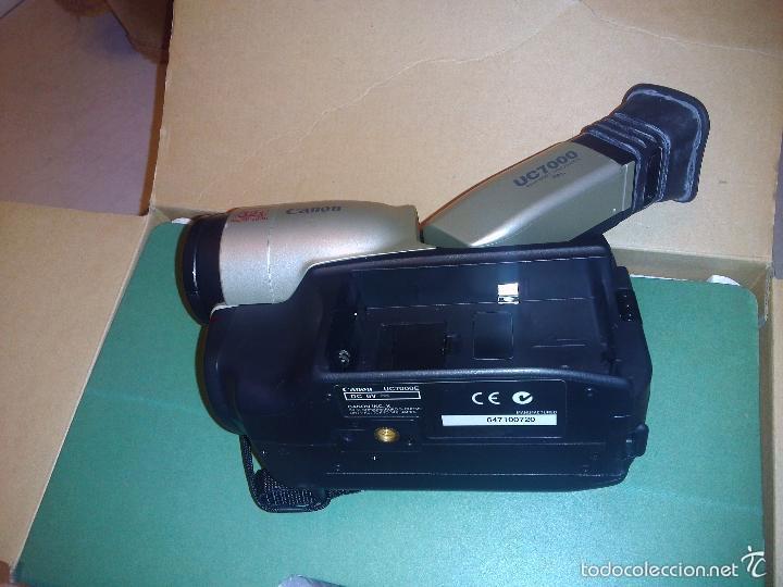 Antigüedades: Clasica cámara de vídeo Nueva sin estrenar con caja - Foto 5 - 58136247