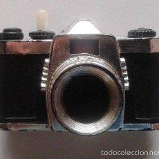 CAMARA FOTOGRAFICA VISOR FOTOS MINIATURA. DIAPOSITIVAS. RECUERDO DE POBLET. TARRAGONA. AÑOS 70-80.