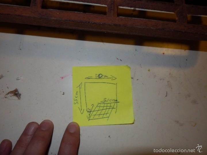 Antigüedades: pie de hierro fundido para maquina de coser sigma - Foto 6 - 58213723