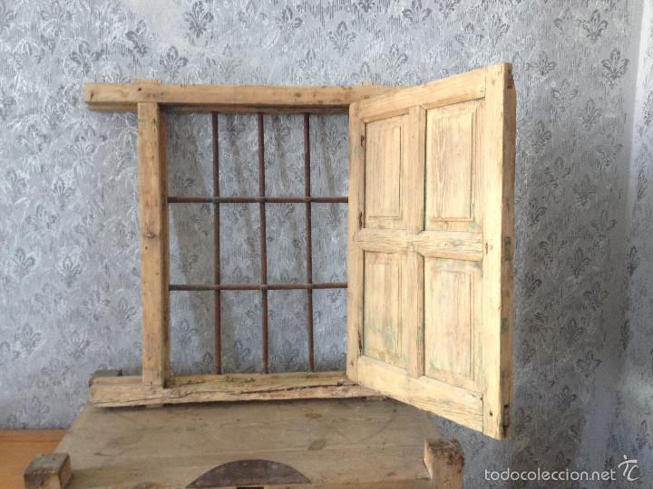 Restaurar ventanas de madera antiguas restaurar ventanas - Restaurar puertas antiguas ...