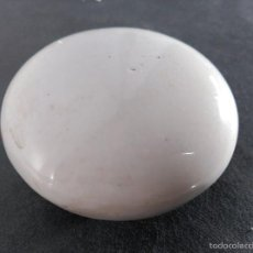 Antigüedades: BOTON PORCELANA AISLANTE. Lote 58275955