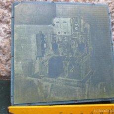 Antigüedades: ANTON BEIRAS. VIGO VIGOSCOPIO OFTALMOLOGIA ESTRABISMO - PLANCHA LITROGRAFICA + INFO. Lote 58302151