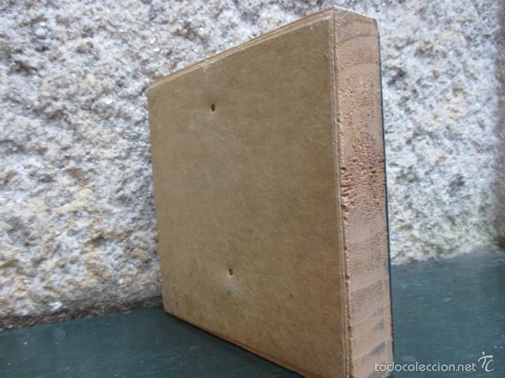 Antigüedades: ANTON BEIRAS. VIGO VIGOSCOPIO OFTALMOLOGIA ESTRABISMO - PLANCHA LITROGRAFICA + INFO - Foto 3 - 58302151