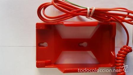 Teléfonos: TELEPHONE - WITH REDIAL MEMORY - COLOR ROJO - NUEVO SIN USO - EN SU CAJA DE ORIGEN - - Foto 7 - 58388379