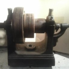 Antigüedades: TORNO ANTIGUO .. Lote 58388381