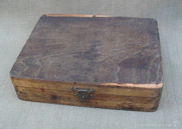 Antigüedades: KITIPON UNIVERSAL - ANTIGUA HERRAMIENTA PARA EXTRAER Y COLOCAR CASQUILLOS DE BIELA - Foto 8 - 58467409