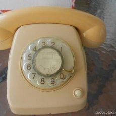 Teléfonos: TELEFONO HERALDO NUMEROS DORADOS, MADE IN SPAIN(MALAGA)DECORACION POP RETRO. Lote 58494095